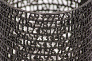 impression 3D métal succès