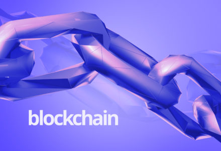 Blockchain impression 3D