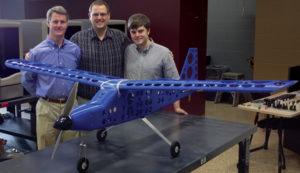 Avion imprimé en 3D