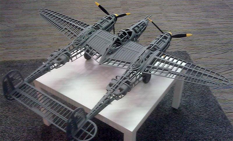 3d Impression Pour United L'aéromodélisme Makers srhtQd