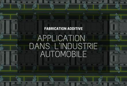 Impressions 3D : applications dans l'industrie automobile